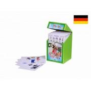 Tarjetas Educativas - Primario - Jardín de la infancia - Preescolar - German Step-Up Flash Cards Kit for Elementary