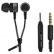 Casti Stereo Esperanza EH161K, cu microfon (Negru)