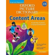 Oxford Picture Dictionary for the Content Areas: English-Spanish Edition by Dorothy Kauffman Ph.D.