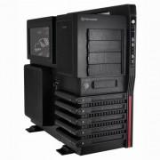 Thermaltake - Level 10 GT - Grande-Tour Boitier PC avec fenêtre (ATX / Micro-ATX / Extend-ATX) Noir