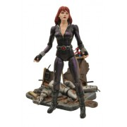 Avengers Marvel Sselect Black WidowFigure (japan import)