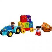 Lego DUPLO 10615 Mój Pierwszy Traktor - Gwarancja terminu lub 50 zł! BEZPŁATNY ODBIÓR: WROCŁAW!