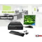 """Kit Calculator HP 6005 Procesor AMD Athlon II X2, 4 GB DDR3, HDD 160 GB + Monitor Acer 19"""" Grad A Mouse si Tastatura Gratuit"""
