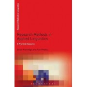 Research Methods in Applied Linguistics by Aek Phakiti