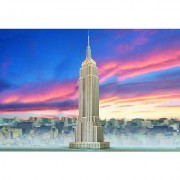 Maquette En Carton : Empire State Building, Etats-Unis