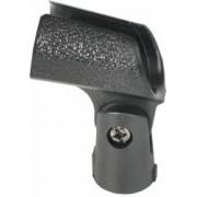 Steinbach Mikrofonklammer mit Einschubsystem aus Kunststoff Steinbach SMICH-HS-5 Mikrofonklammer aus Kunststoff Mikrofonhalter Mikrofonhalterung Klammer