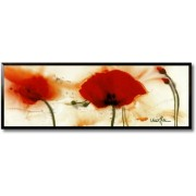 Poppies in the Wind V