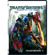 TRANSFORMERS DARK OF THE MOON DVD 2011