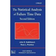 The Statistical Analysis of Failure Time Data by John D. Kalbfleisch