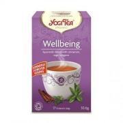 Yogi Tea, USA Herbata Na dobre samopoczucie BIO (Yogi Tea) 17 saszetek po 1,8g