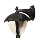 Candeeiro de parede JARDIM p/ lâmpada E27 DOWN IP44