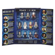 Doctor Who 50th Anniversary Limited Edition 11 Doctors Micro-Figures Character Set