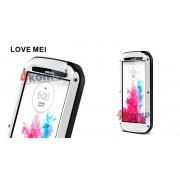 Pancerne etui LOVE MEI do LG G3 - Biały