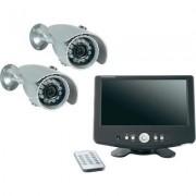 2 csatornás DVR távfelügyeleti klt (808577)