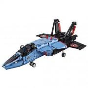 Lego Technic 42066 Odrzutowiec - Gwarancja terminu lub 50 zł! BEZPŁATNY ODBIÓR: WROCŁAW!