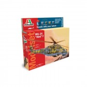 "Pama model kit elicottero militare mil-24 ""hind"" f 1:72 71024"