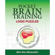 Pocket Brain Training Logic Puzzles by Puzzle People