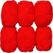 Baby Soft Red Pack Of 6