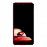 HK Warehouse Elephone P8 Mini Android Phone - Octa-Core CPU, Android 7.0, Dual-IMEI, 5 pouces FHD, 4 Go de RAM, 13MP double caméra (rouge)
