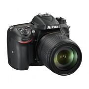 Nikon D7200 + Nikkor 18-105 VR Appareil Photo Numérique Compact 24.2 Mpix zoom 5.8 x Wi-Fi Noir