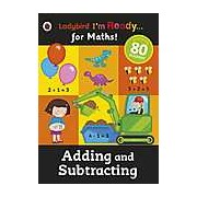 Ladybird I'm Ready for Maths sticker workbook: Adding and Subtracting