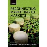 Reconnecting Marketing to Markets by Luis Araujo