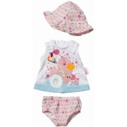 Zapf Creations Baby Born Fashion Collection Kledingset Blauw