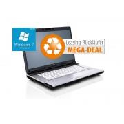 """Lifebook E751, 15,6"""" WXGA, Core i5-2520M,4GB, 160GB,Win7(ref.)"""
