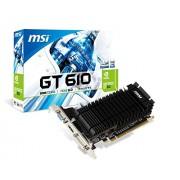 MSI GeForce GT 610 2GB, N610-2GD3H_LP