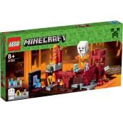 LEGO Minecraft Het Netherfort - 21122