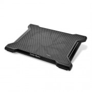"Coolermaster chladiaci podstavec X-Slim II pre NTB do 15,6"" black, 20cm fan"