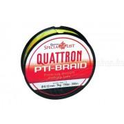 Quantum Quattron PTI-Braid 0. 30mm, 2400m, galben