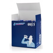 Pack de 6 canettes d'oxygène pur goX