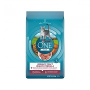 Purina ONE Urinary Tract Health Formula Adult Premium Dry Cat Food, 7-lb bag