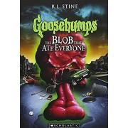 Goosebumps: The Blob That Ate Everyone [Reino Unido] [DVD]