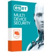 ESET Multi-Device Security Pack 2017 - 4 postes - Abonnement 1 an
