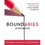 Boundaries Workbook by Dr. Henry Cloud