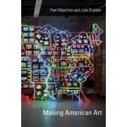 Making American Art by Pam Meecham