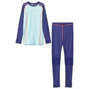 Helly Hansen Purple Junior HH Lifa Merino Set Baselayer 12 years