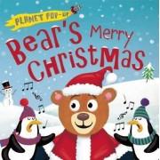 Planet Pop-Up: Bear's Merry Christmas by Jonathan Litton
