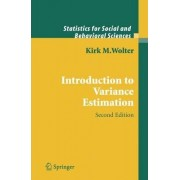 Introduction to Variance Estimation by Katinka M. Wolter