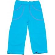 Pantaloni trening fete albastru promise