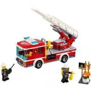 Lego City 60107 Wóz strażacki z drabiną - Gwarancja terminu lub 50 zł! BEZPŁATNY ODBIÓR: WROCŁAW!