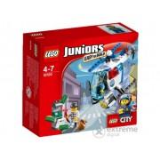 LEGO® Juniors Politia cu elicopterul in actiune 10720