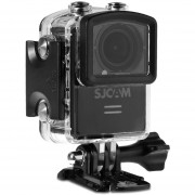 "Cámara Del Deporte SJCAM 16MP 166°1.5"" WiFi Action Anti-Shake Sport Camera-Negro"