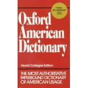 Oxford American Dictionary by Oxford University Press