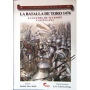 La batalla de Toro 1476 by Rubén Sáez Abad