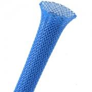 Sleeving Techflex Flexo PET Sleeve 6mm, neon blue, lungime 1m