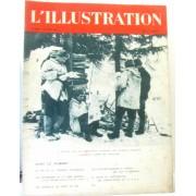 L'illustration N°5064 23 Mars 1940 (Journal Hebdomadaire Universel, La Lecture Par Les Combattants Finlandais, Des Journaux D'helsinki Annonçant L'arrêt Des Hostilités, Les Défenseurs De La Ligne M...