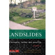 Landslides in Research, Theory and Practice, Volume 2 by Eddie Bromhead